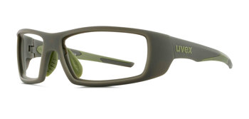 Picture of UVEX 5512 Safety Frame Brown Olive