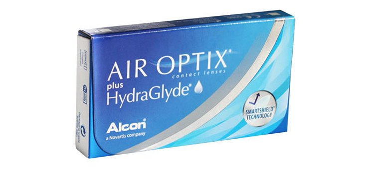 Picture of Air Optix PLUS Hydraglyde